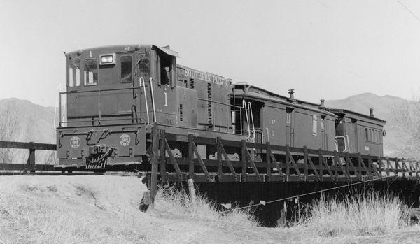 Ry Models Ge 50 Ton Owens Valley