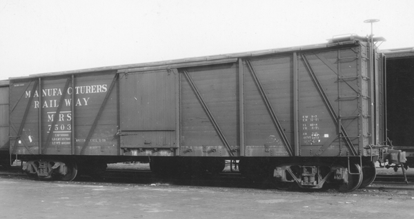Ry Models Mather Boxcar Reservation